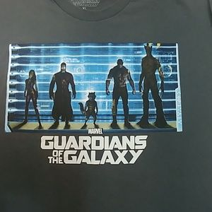 Marvel Guardians of the Galaxy t shirt